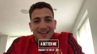 A better me - Manchester United episode 1