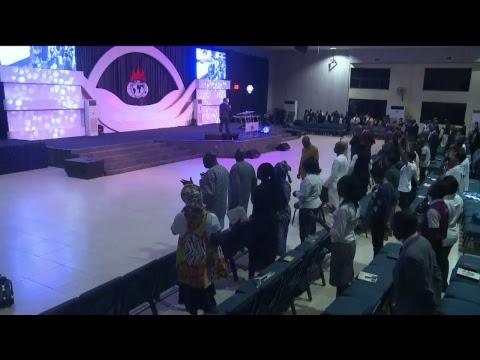 DOMI INC. Covenant Hour of Prayer (20/02/2018) - Live Stream