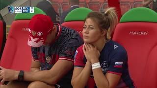 Women's 7s GPS Kazan 2018 Russia vs Portugal