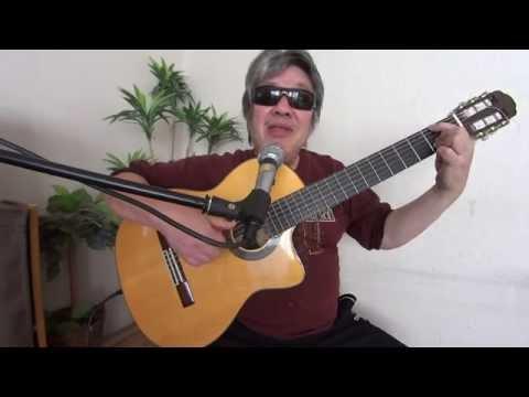 Aquarela do BRASIL(Guitar Score + Tab)ブラジルの水彩画~ジョアン杉田ギター弾き語り