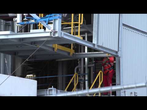 Biomass to pyrolysis oil: Demonstration on a commercial scale in The Netherlands