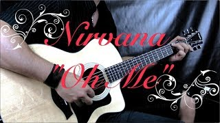 "Gambar cover Nirvana (Unplugged) - ""Oh Me"" - Acoustic Guitar Lesson (w/Tabs)"
