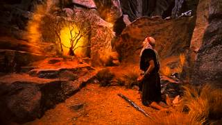 The Ten Commandments- Burning Bush