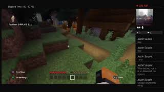 Minecraft speedrun