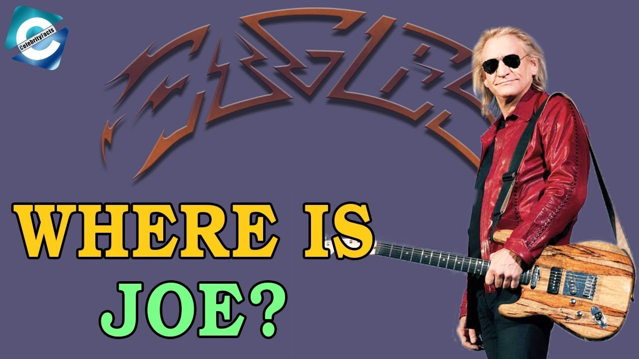 find out what eagles guitarist joe walsh is doing now world tour youtube. Black Bedroom Furniture Sets. Home Design Ideas