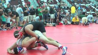 195lbs, semi, Drew Phipps, Griffin vs Lizm Frank, Defiant