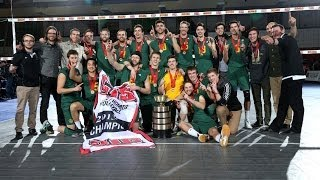 2014 CIS Men's Volleyball Championship Final: Alberta vs. Western