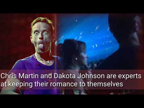 Chris Martin And Dakota Johnson Cuddle At Radi0head Concert Double Date