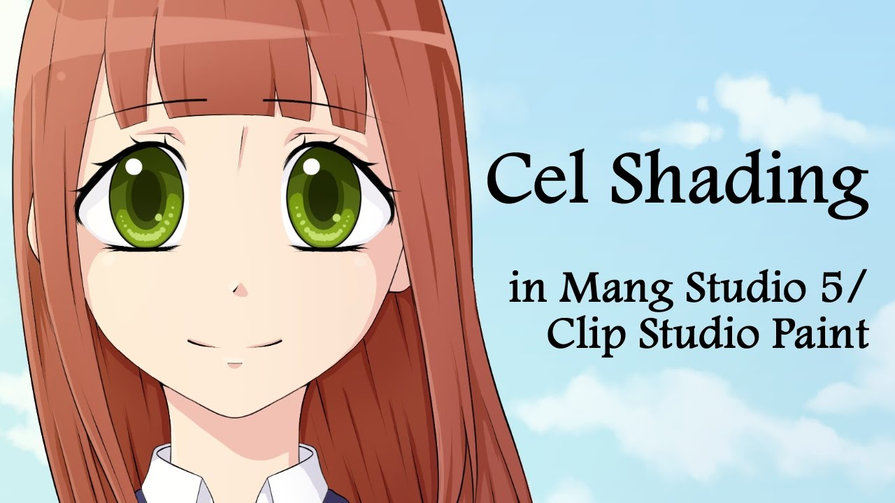How To Cel Shade A Picture In Manga Studio/Clip Studio