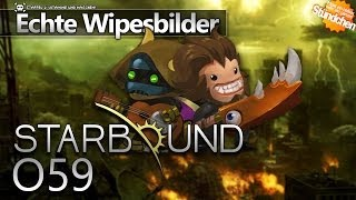 STARBOUND [HD+] #059, S02E01 - Nackich, Pleite, Überlänge ★ Let's Play Starbound