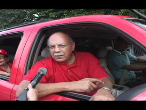 Caravana PLC recorre barrios de Managua