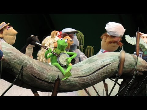 RAINBOW CONNECTION - The Muppets Take the Bowl - Live @ Hollywood Bowl 9/9/17