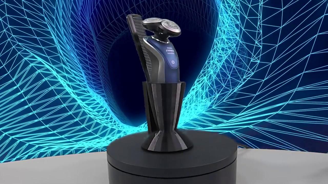 3D Printed Razor Holder