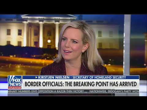 DHS Sec. Kirstjen Nielsen to Tucker Carlson: Getting Rid of Birthright Citizenship Is 'on the Table'