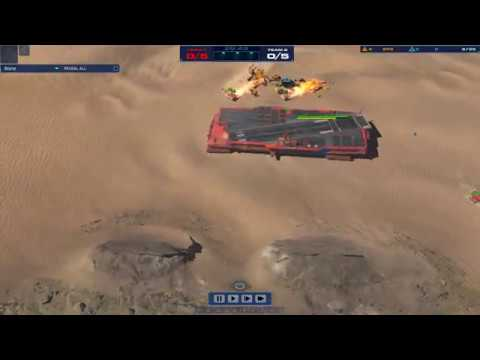 Deserts of Kharak 1 v 1 Game #2 |