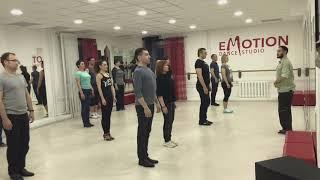 Открытый урок аргентинского танго Прокофьева Ирина и Сухов Александр