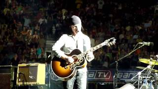 U2 - Party girl - Barcelona 2 July 2009