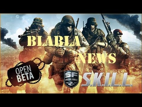 FR - Open Beta - S.K.I.L.L. Special Force 2 - Gameplay et blabla