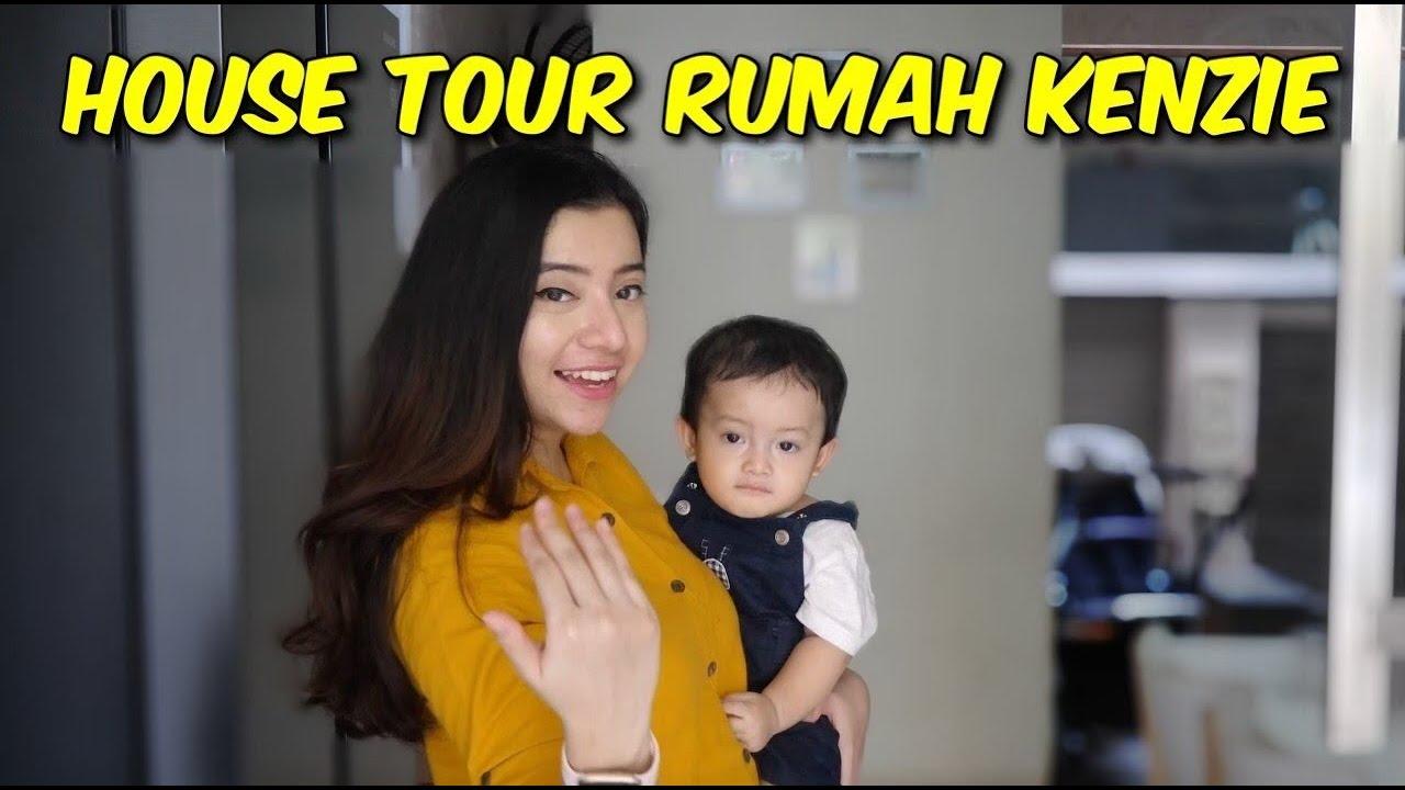 HOUSE TOUR RUMAH KENZIE