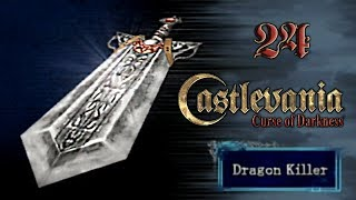 Castlevania: Curse of Darkness: Ep. 24 - DRAGON KILLER