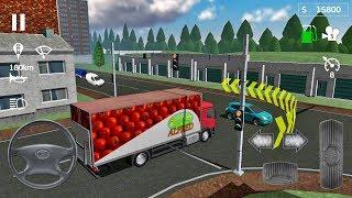 Cargo Transport Simulator #14 - Android IOS gameplay walkthrough #truckgames