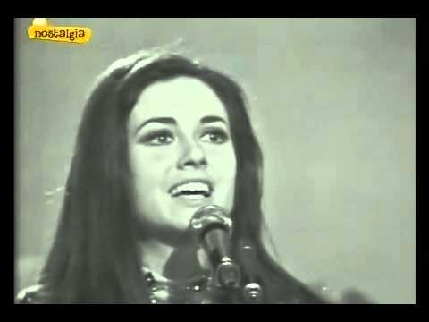 ITALIA 1964 Gigliola Cinquetti Non Ho L'Eta 1970 Spanish Final Performance