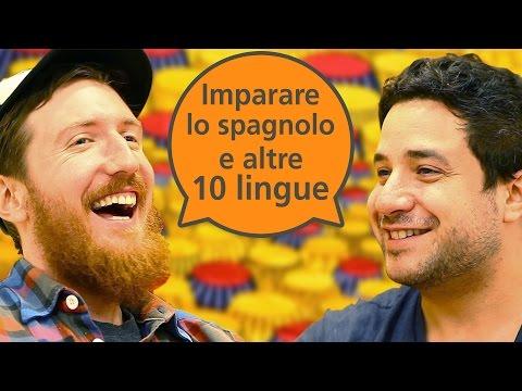 Imparare lo spagnolo e altre dieci lingue con Luca e Matthew