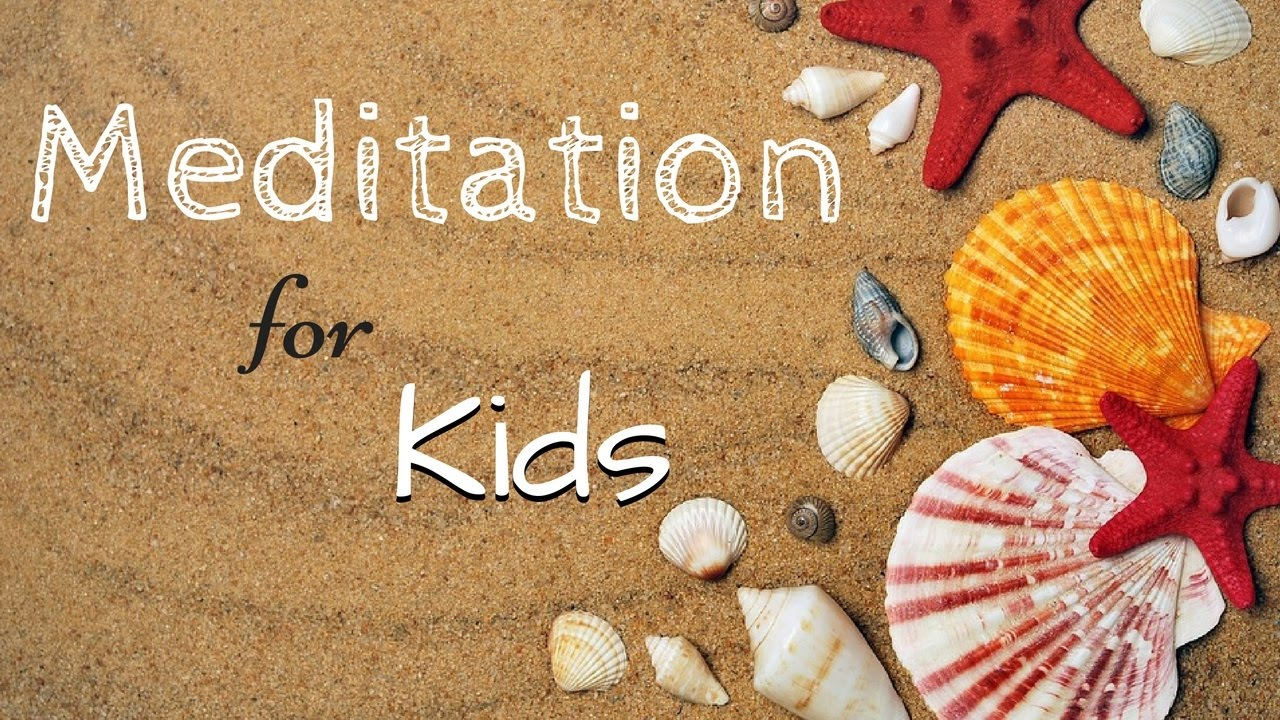 Meditation for Kids | Guided Meditation for Anxiety & Worry | The Magic  Shell