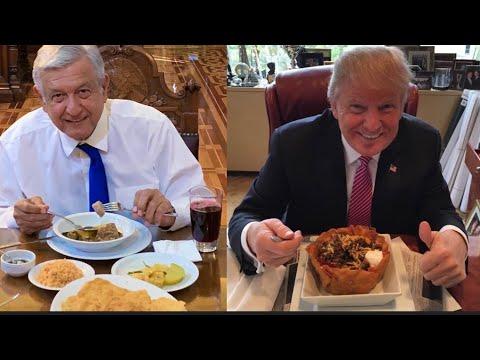 Así es la Lujosa vida de AMLO el presidente de Mexico