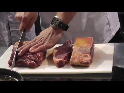 Leon Vermaire over gerijpt en (té) vers vlees