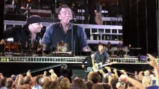 Bruce Springsteen Fenway Park — Rosalita (Come Out Tonight) — August 14th 2012