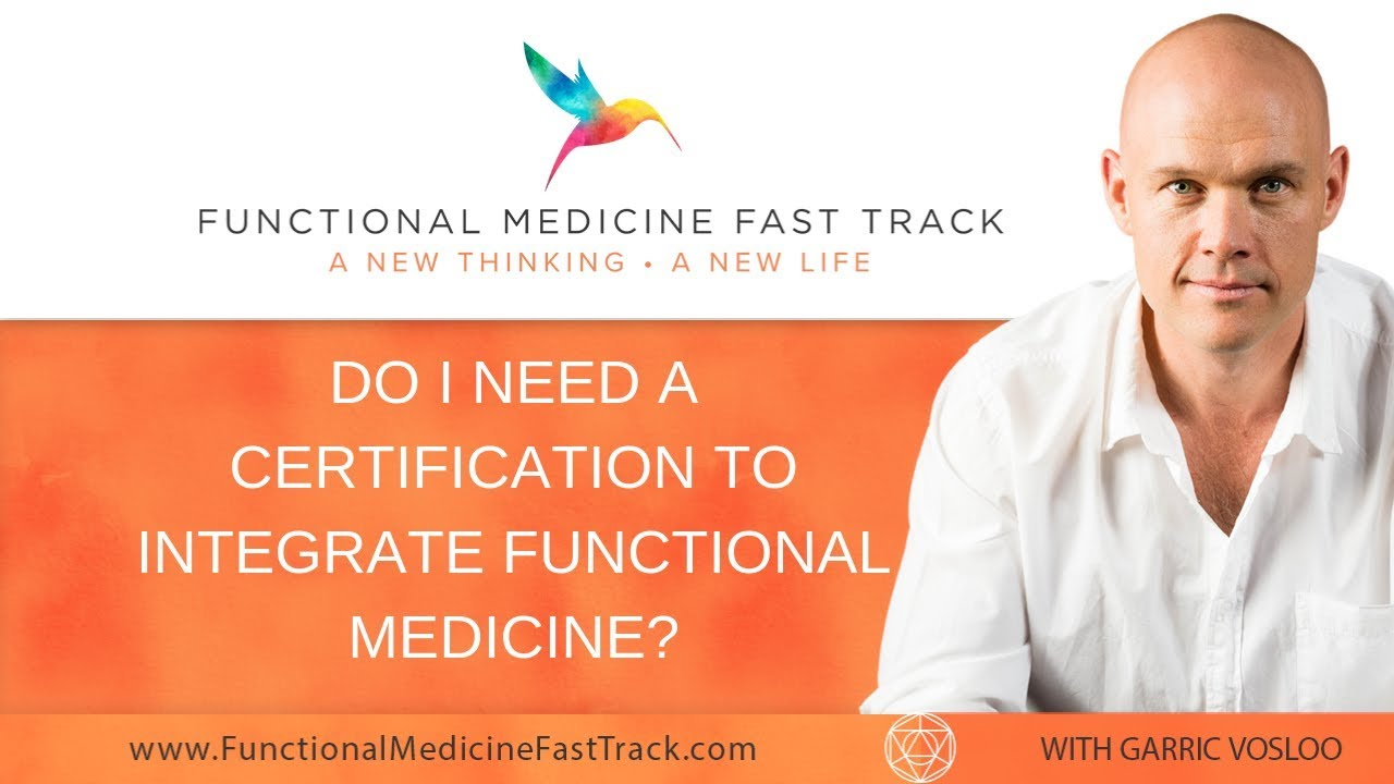 FMFT Video: Do I Need a Certification to Integrate ...