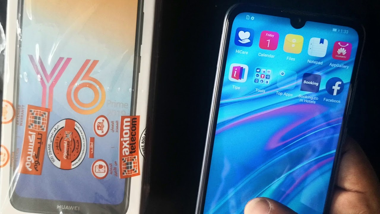 HUAWEI Y6 PRO 2019 UNBOXING & QUICK REVIEW | Huawei Y6 Prime 2019 Unboxing  | First Look