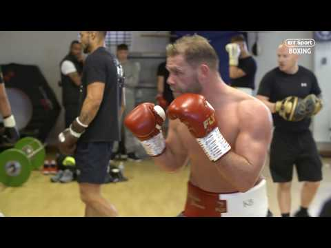 Absolutely NO ONE Will Want To Face Billy Joe Saunders In This Condition 🔥