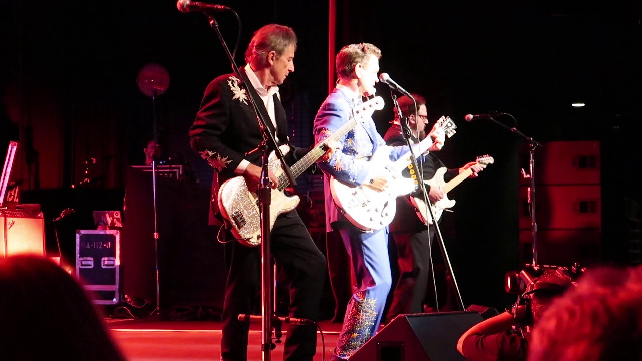 Chris Isaak (LIVE) / Go walking down there / Pechanga Casino & resort -  Temecula, CA / 8/30/19