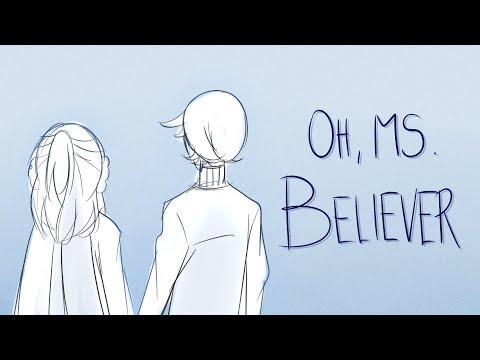 twenty one pilots - Oh, Ms. Believer Animatic/Storyboard