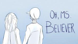 twenty one pilots - Oh, Ms. Believer Animatic/Storyboard