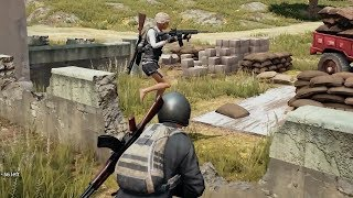 PLAYERUNKNOWN'S - INCREIBLE DESTROZO! (CHICAS GG)