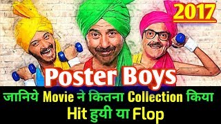 Sunny Deol POSTER BOYS 2017 Bollywood Movie LifeTime WorldWide Box Office Collection | Rating