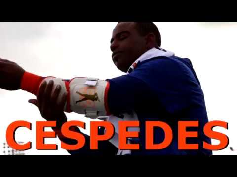 New York Mets Sights and Sounds from PSL: Cespedes Up Close