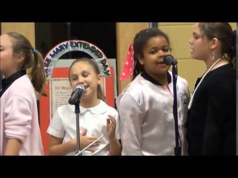 Marissa Singing Johnny Angel