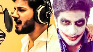 Why this Kolaveri? Dulquer Salmaan Comments About His Own Voice! | TK 66