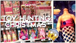 Christmas TOYS HUNTING #3 - Una valanga di LOL SURPRISE e HORROR DOLL! | Toys Expression