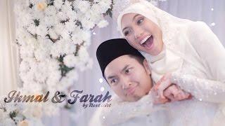 MUSLIM WEDDING : Ikmal & Farah  // Solemnization by NEXT ART