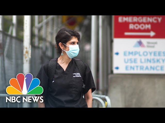 Latina ER Doctor Says Coronavirus Revealed Health Inequities | NBC News
