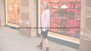 How to Style a Slip Dress with Antonia O'Brien