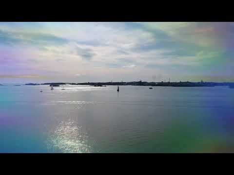 DJI SPARK Waterfront of Helsinki