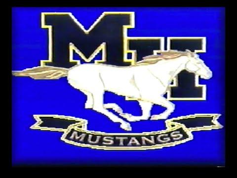 Mt Hope High School 2002 Video Yearbook