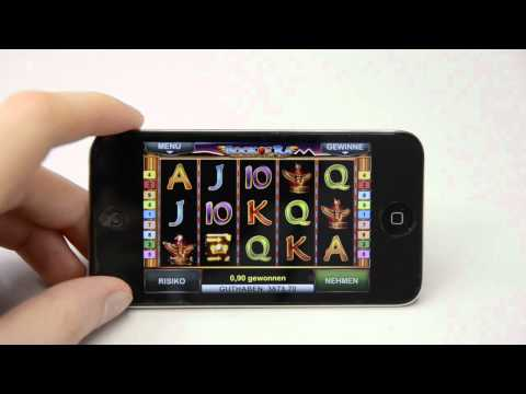 Novo App 2 - Novoline Spiel Book of Ra jetzt als App