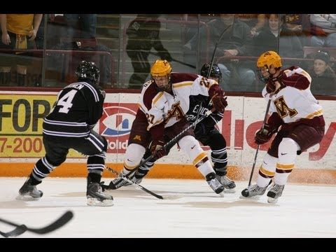 Gopher Hockey Weekend Preview: MN State-Mankato